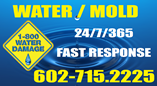 1-800 Water Damage Arizona